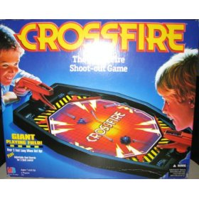 Crossfire Board Game
